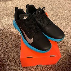 NIB Men's sz 9 Nike Lunar Command 2 Golf Shoe